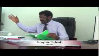 Download Red Dot interviews Monyane Moleleki Video