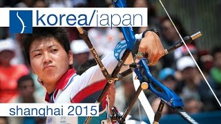 Download Korea v Japan – Recurve Men's Team Gold Final | Shanghai 2015 Video