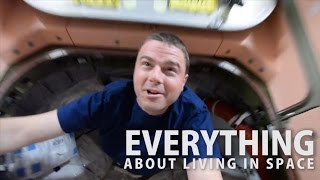 Download Everything About Living in Space Video