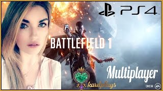 Download kardplays | Battlefield 1 | Multiplayer | PS4 Video