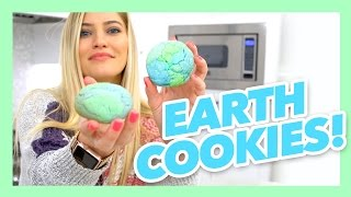 Download How to make EARTH DAY cookies! | iJustine Video