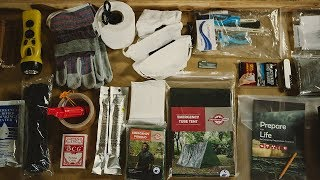 Download Unboxing a Bug-Out Bag (Also: What's a Bug-Out Bag?) Video