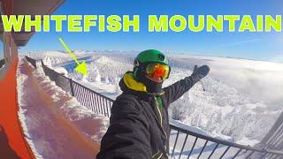 Download Whitefish Mountain Resort 4k Go Pro Edit Video