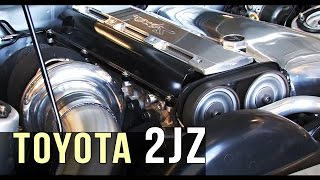 Download Toyota 2JZ sound compilation Video
