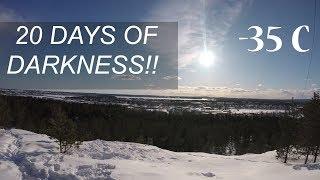 Download THE SWEDISH WINTER (Northen Part) Video