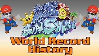 Download The World Record History of Super Mario Sunshine any% Video
