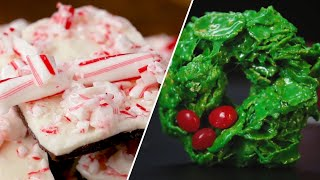 Download Festive Holiday Treats For People On Santa's Nice List Video