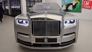 Download INSIDE the NEW Rolls-Royce Phantom 8 2018   Interior Exterior DETAILS Video