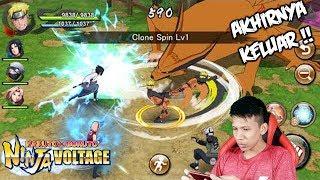Download Game NARUTO BARU Di Android - Naruto X Boruto : Ninja Voltage / Borutage - Indonesia Video