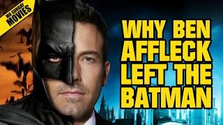 Download Why Ben Affleck Left THE BATMAN Video