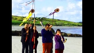 Download Wild Atlantic Way Ancient Music of Ireland Procession of Celtic and Bronze Age Trumpets Video