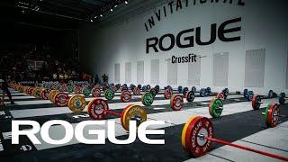 Download 2019 Rogue Invitational   Squat Clean Ladder - Full Live Stream Video