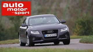 Download Test Audi A5 Sportback und VW Passat CC (auto motor und sport TV) Video
