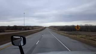 Download Bigrigtravels Live! - Lodgepole, Nebraska to Elm Creek - Interstate 80 East - March 26, 2017 Video