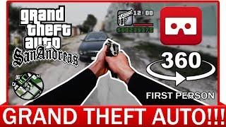 Download 360° VR VIDEO - GTA Real Life - GTA First Person - GTA VR - GTA VIRTUAL REALITY Video