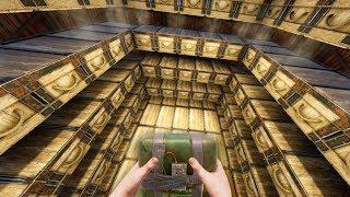 Download RAIDING the BIGGEST, WIDE-OPEN, CLAN LOOT ROOM in RUST Video