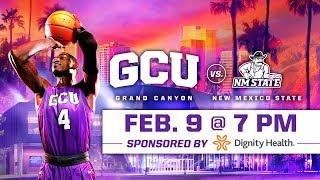 Download GCU Men's Basketball vs. New Mexico State Feb 9, 2019 Video