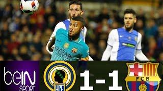 Download Hercules vs Barcelona 1-1 - Copa del Rey 30/11/2016 HD Video