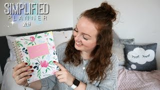 Download Simplified Planner 2019 & Tiger Stationery Haul 📒📝 Video