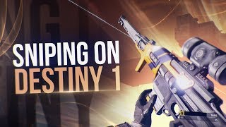 Download My Return To Destiny 1 Sniping! Video