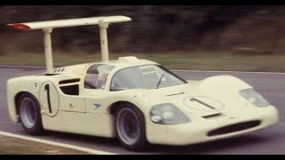 Download 1967 BOAC 500 Sports Car Race Brands Hatch made using BOAC staff for U$5K budget Video