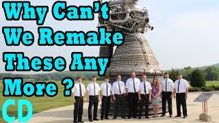 Download Why Can't we Remake the Rocketdyne F1 Engine? Video