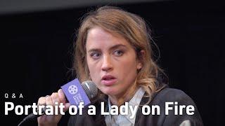 Download Céline Sciamma, Adèle Haenel & Noémie Merlant on Portrait of a Lady on Fire | NYFF57 Video