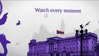Download Royal Wedding invitation Video