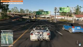 Download Watch Dogs 2 Highway Riding Around Map . 1440p . GTX1070 . Max Settings . Video