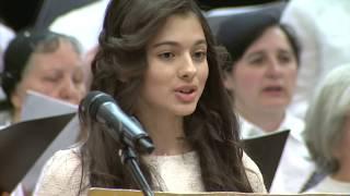 Download LAURA BRETAN, AMALIA PREDA ŞI CORUL MARANATA – EPOPEEA - ALELUIA, EL TRAIESTE, ALELUIA Video
