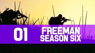 Download S6 Freeman Guerrilla Warfare Gameplay Let's Play Part 1 (SEASON 6 v0.212) Video