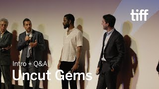 Download [SPOILERS] UNCUT GEMS Cast and Crew Q&A | TIFF 2019 Video