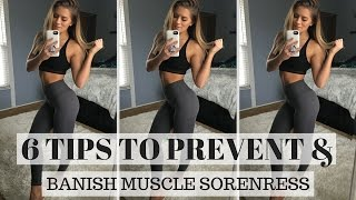 Download SORE MUSCLES?! Prevention and Recovery | WHITMAS DAY 12 Video