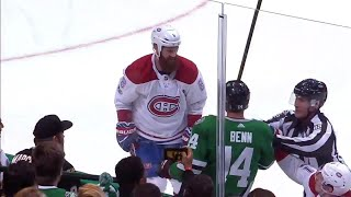 Download Gotta See It: Canadiens' Benn finishes check on brother Jamie with parents in attendance Video