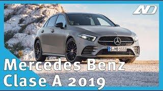 Download Mercedes-Benz Clase A 2019 - Un gadget con ruedas - Primero vistazo desde Amsterdam Video