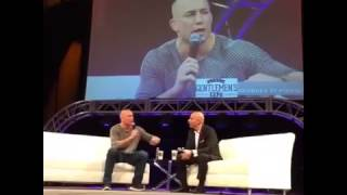 Download Georges St. Pierre Interview on Fighting Conor McGregor, UFC Negotiations, Fighter's Union Video