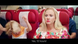 Download Flying with kids! Video