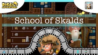 Download [~Bragi~] #7 School of Skalds - Diggy's Adventure Video