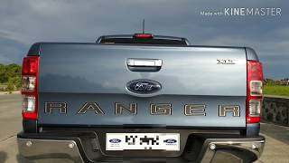 Download Ford Ranger xlt 4x2 AT Blue Reflex 2019 review Philippines Video