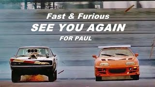 Download Fast & Furious - Wiz Khalifa - ″See You Again″ ft. Charlie Puth (with Lyrics) [HD] Video