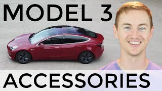 Download Top 8 Must-Have Tesla Model 3 Accessories! Video