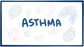 Download Asthma - causes, symptoms, diagnosis, treatment, pathology Video