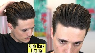 Download Disconnected Undercut - Popular Slick Back Hairstyle Tutorial By BluMaan - Mens Hair 2017 Video