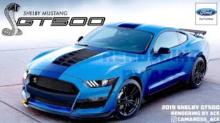 Download 2019 Shelby GT500: IT'S FINALLY HERE! (New Video & Everything We Know) Video