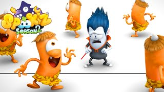 Download Spookiz | 214 | Don't Cross The Line | (Season 2 - Episode 14) | Cartoons for Children 스푸키즈 Video
