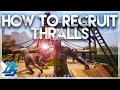 Download Conan Exiles - How To Capture A Thrall , How To Break and Recruit Thrall, Wheel of Pain Video