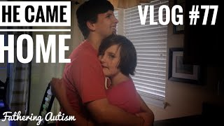Download Brother Is Home | Autism Dad Guest Speaker | Fathering Autism Vlog #77 Video