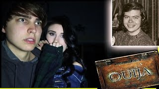 Download EXPLORING HAUNTED DEAD CELEBRITY's HOME w/ Ouija board (Shea Elyse) Video