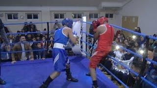 Download CRAZY BOXING FIGHT!!! ADAM SALEH vs. NAZ (FULL FIGHT) Video