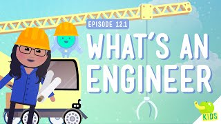Download What's an Engineer? Crash Course Kids #12.1 Video